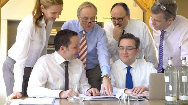 KERN Partner in der Unternehmensverkaufs-Beratung