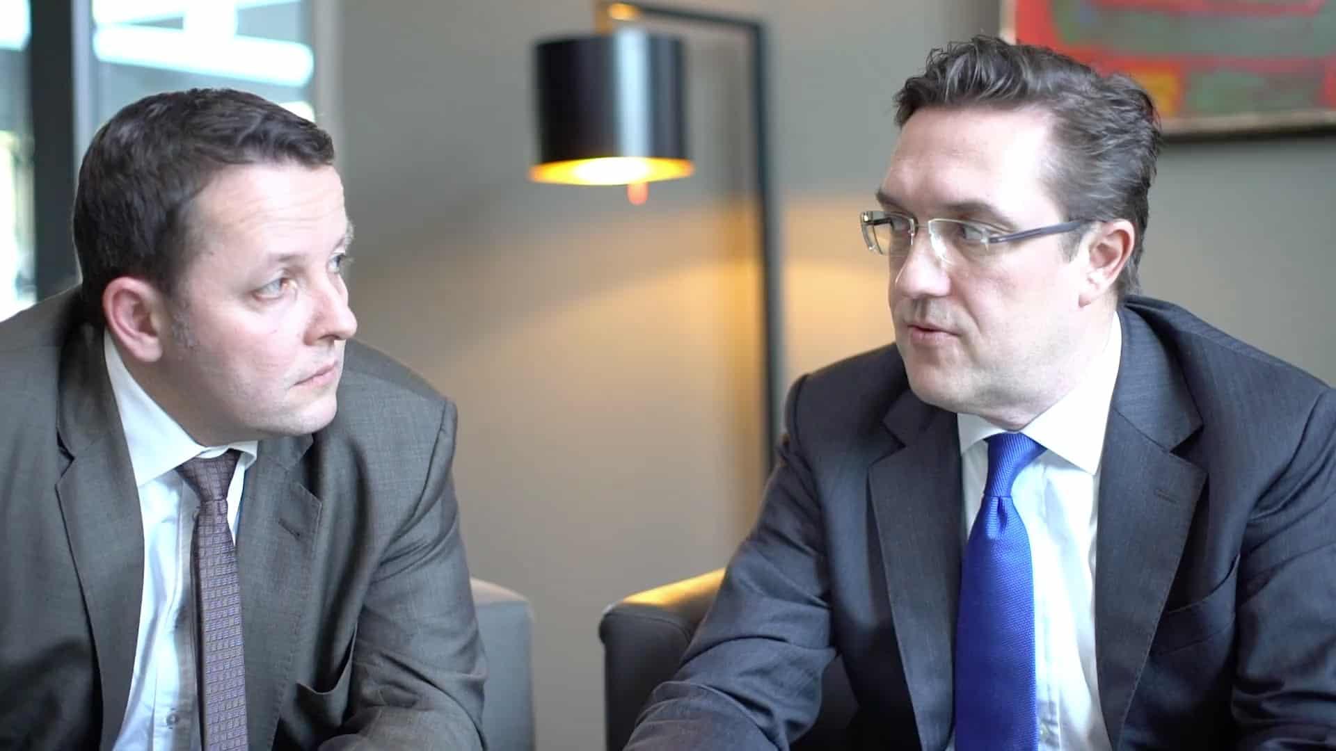 Specjaliści KERN Thomas Doerr i Ingo Claus w rozmowie