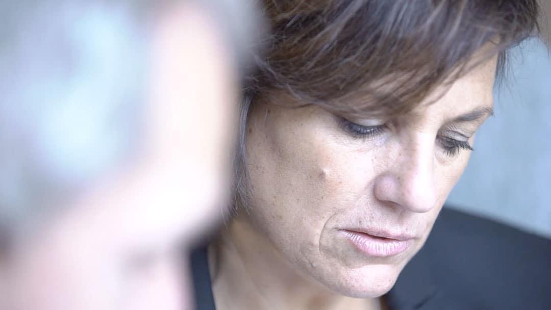 Specjalista KERN Petra Fischer podczas spotkania