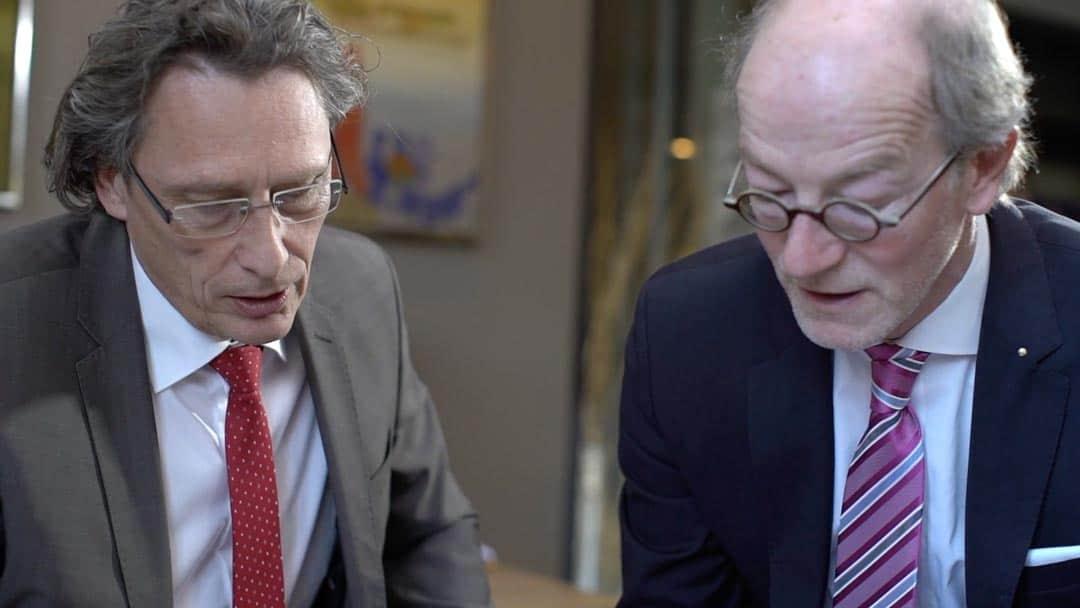 Partnerzy KERN Klaus Knuffmann & Holger Habermann w rozmowie