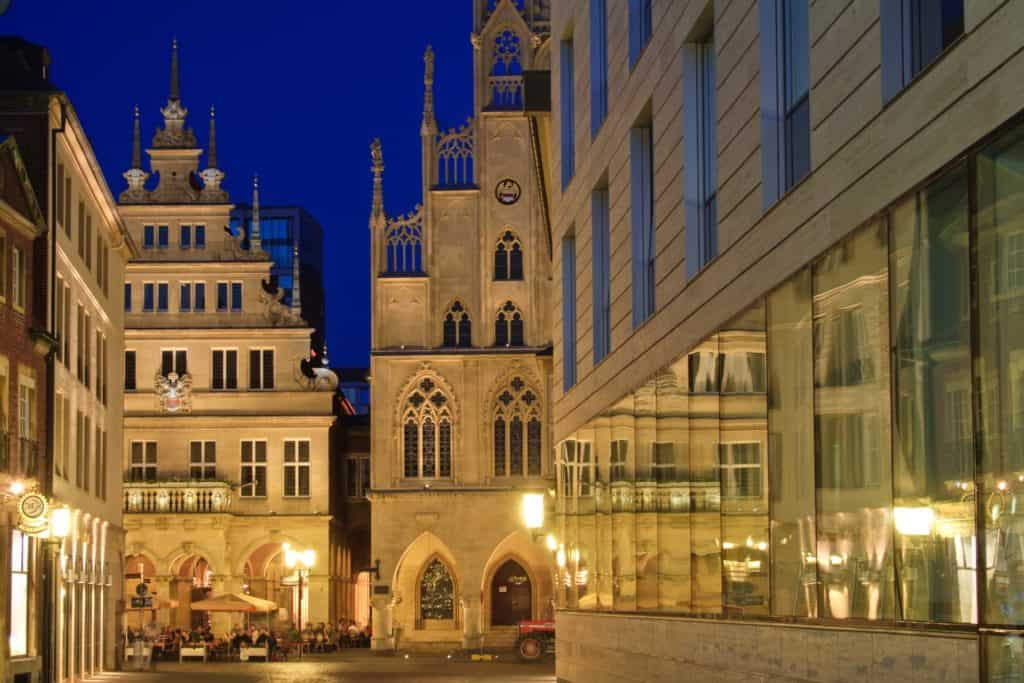 31.000 Unternehmensnachfolgen in Münster