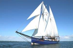 3-tägiger Segel-Törn - Workshop und Coaching zur Unternehmensnachfolge @ Traditionssegler Oban