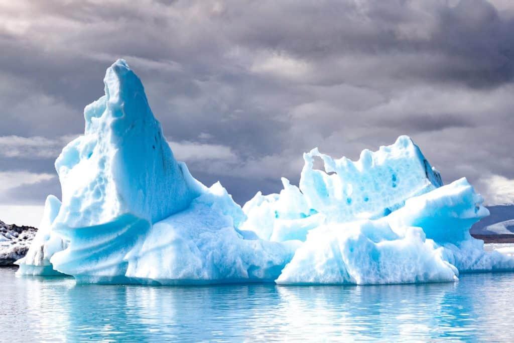 Was ein Unternehmensverkauf mit einem Eisberg zu tun hat.