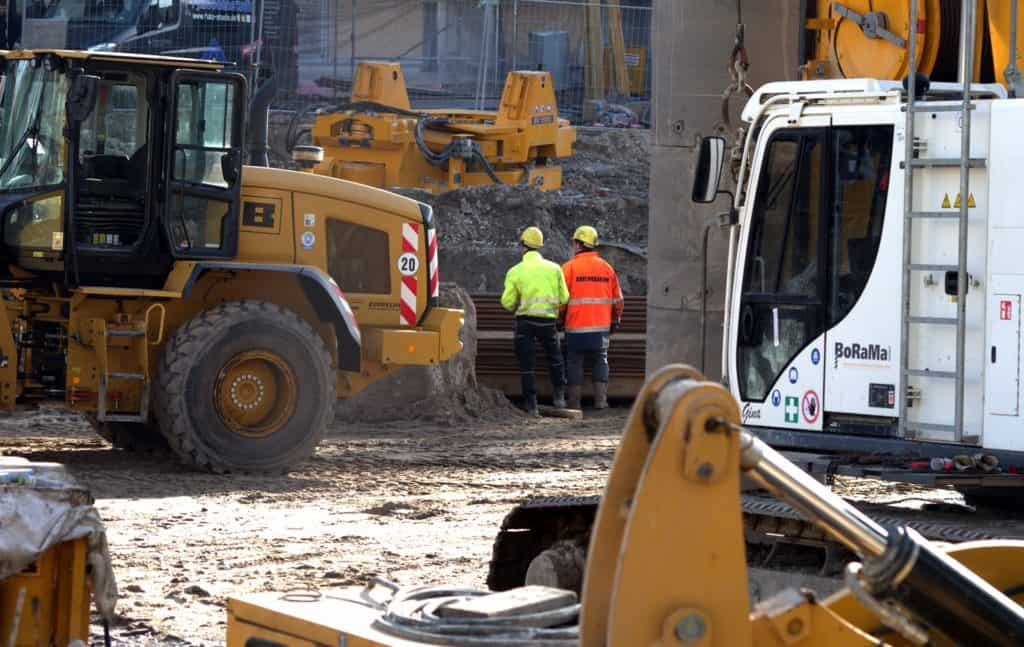 Lohnt der Verkauf von Bauunternehmen