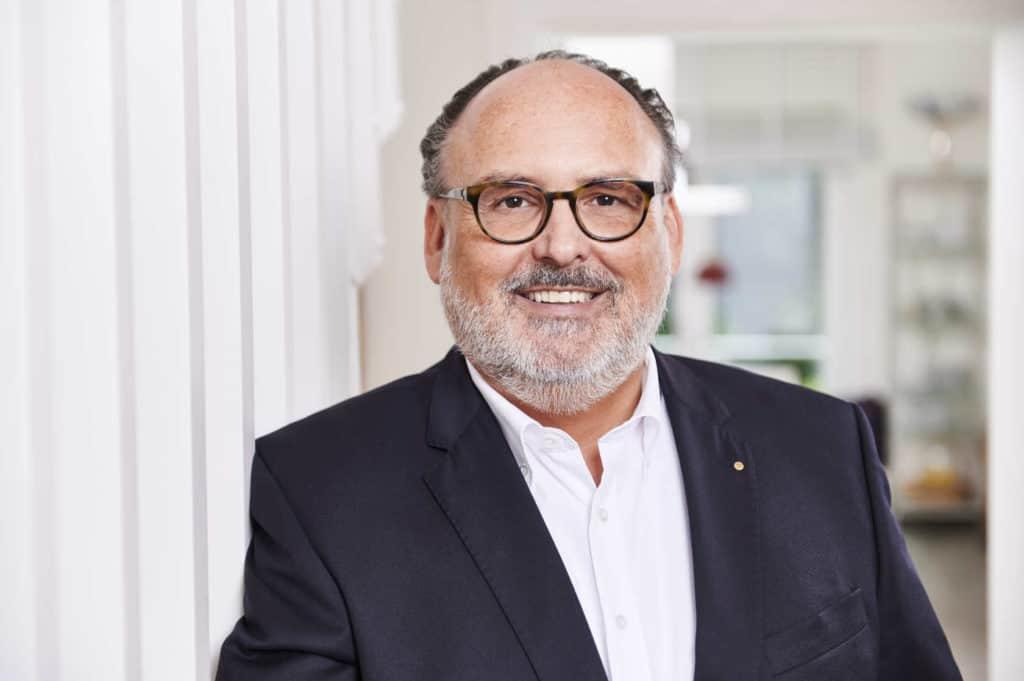 Nachfolgespezialist Nils Koerber