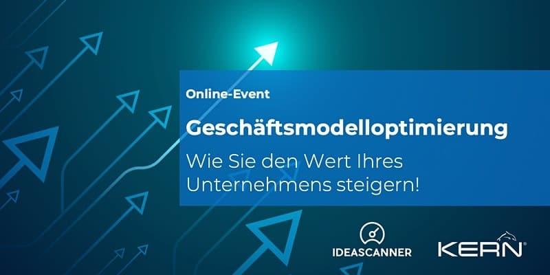 Veranstaltung: Geschäftsmodelloptimierung - Wie Sie den Wert Ihres Untrernehmens steigern