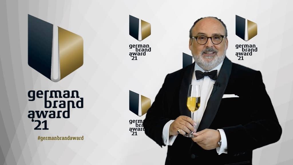 KERN - Unternehmensnachfolge gewinnt Auszeichnung German Brand Award 2021